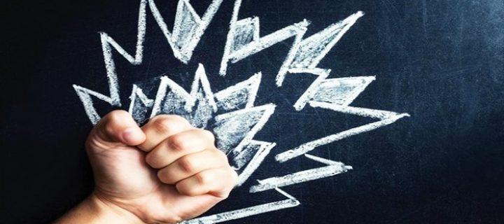 """""""Güçlüysen Güçsüzü Ez, Güçsüzsen Ezmek İçin Bir An Önce Güçlen"""" Sistemi"""